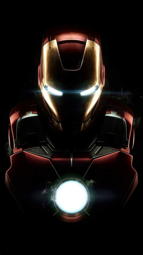 iron man dark armor mark vii wallpaper iron