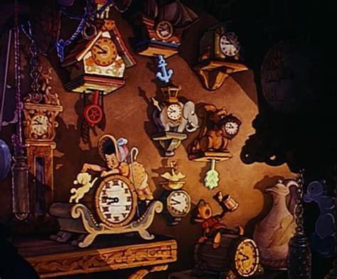 Home Interior Bears los juguetes y relojes de geppetto disney wiki