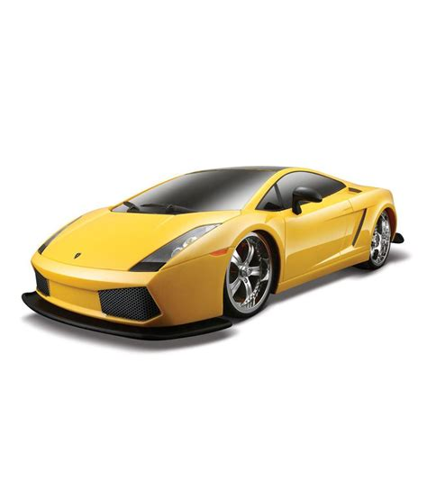 maisto 81021 lamborghini galardo rc scale 1 10 car buy