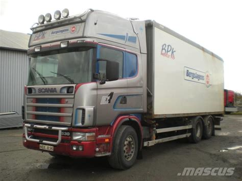 used scania 144 6x2 530 wood chip trucks year 2000 price