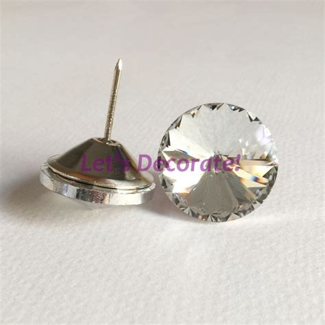 wholesale upholstery tacks crystal upholstery tacks promotion shop for promotional