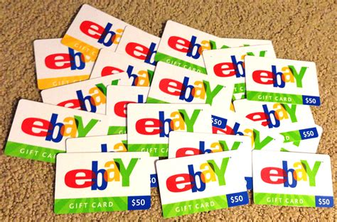 Ebay Amazon Gift Card - get 8 cash back on every ebay item you buy