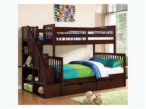 Costco Bunk Beds With Stairs Wanted Costco Bunk Bed With Stairs City