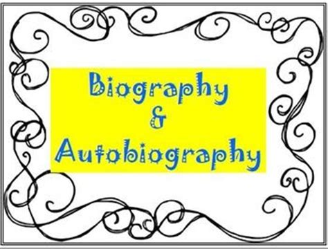 teaching difference between biography and autobiography best 25 english posters ideas on pinterest literacy