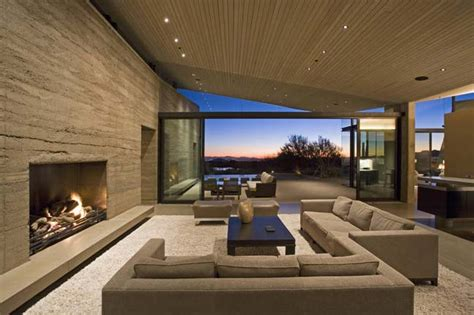 home interior usa desert contemporary house design in arizona usa