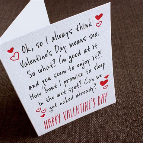 sexual valentines day cards sexual valentines day card 28 images 21 honest
