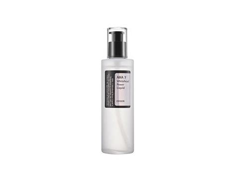 Cosrx Aha 7 Whitehead Power Liquid 10ml cosrx aha 7 whitehead power liquid 100ml ingredients and reviews