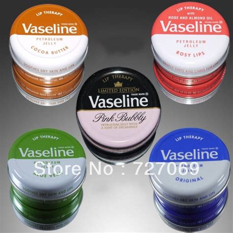Vaseline Lip Therapy Skin Jelly Original Pelembab Kulit Bibir 7gr image gallery medicated vaseline