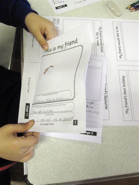 biography writing y6 school visits workshops