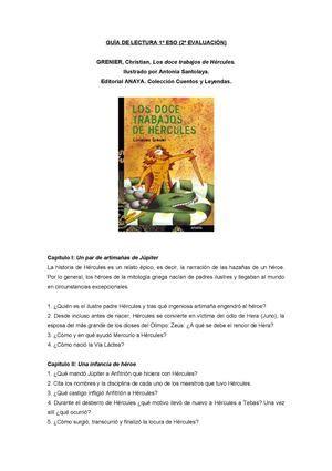 los doce trabajos de 8431698551 calam 233 o los doce trabajos de h 233 rcules editorial anaya