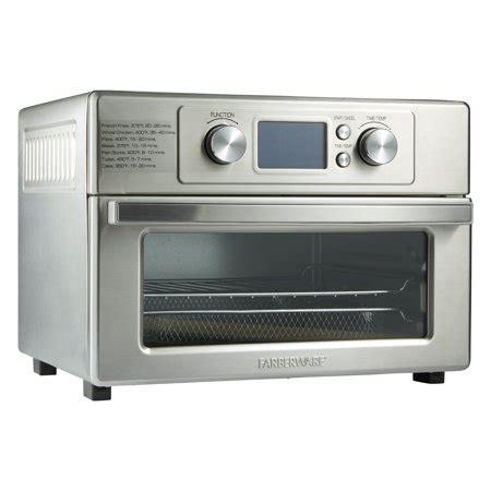 farberware air fryer toaster oven  oil  splatter