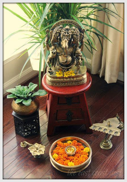 indian home decoration ideas cozy nook via http theeastcoastdesi home