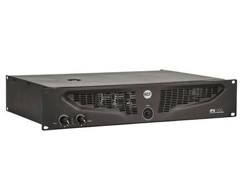 Rcf Power Lifier Ips 700 by Rcf Ips 700 Sono Lis De Puissance Pour Sono Achat