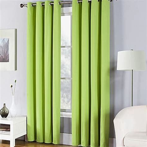 fiesta curtains buy fiesta 174 84 inch window curtain panel in lemon grass