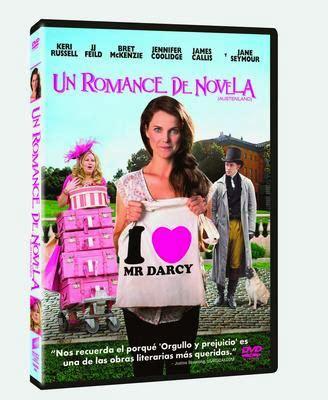 film un romance de novela un romance de novela dvd pelicula y material extra