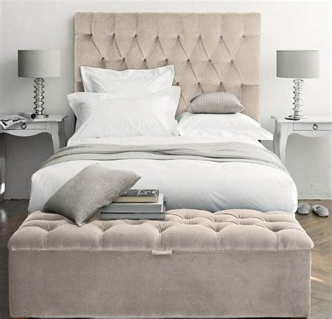 Headboards For Beds by Charming Navy Tufted Headboard With Bedroom Baxton Studio White Inspirations Pictures