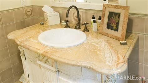 breccia oniciata marble bathroom vanity