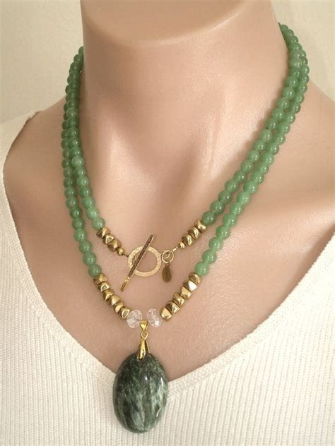 1000 ideas about green necklace on geometric necklace necklaces and blue necklace