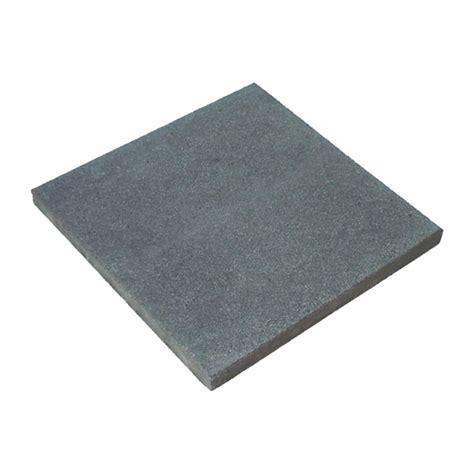 Patio Stones Rona by Quot Quot Cement Patio Tile 12 Quot X 12 Quot Rona