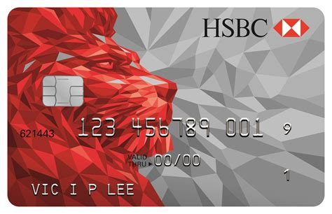 Hsbc Gift Card - hsbc redesigns all debit and credit cards marketing interactive