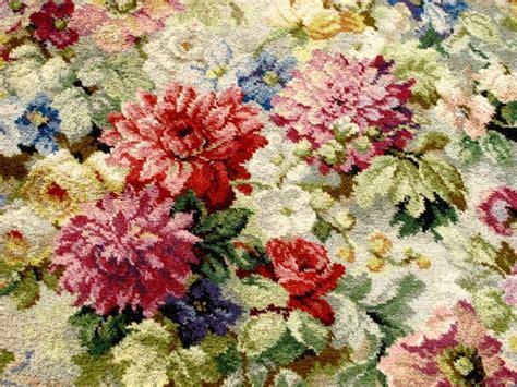 vintage pattern carpet details about stunning vintage axminster floral carpet