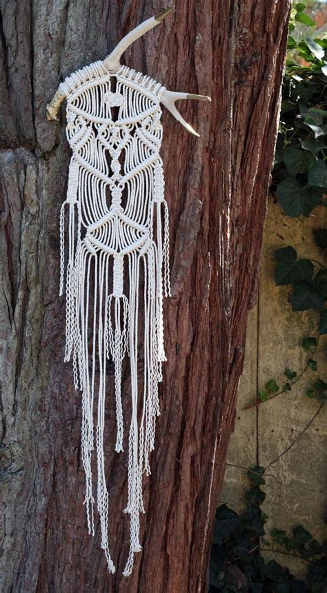 Www Free Macrame Patterns - 25 best ideas about macrame wall hanging patterns on