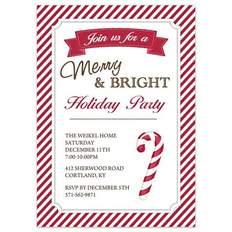 christmas party invitation card christmas cards ready made