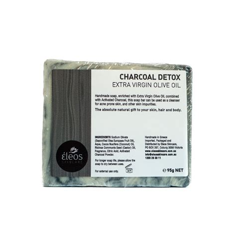 Taking Charcoal For Detoxing by Charcoal Detox Eleos Skincare