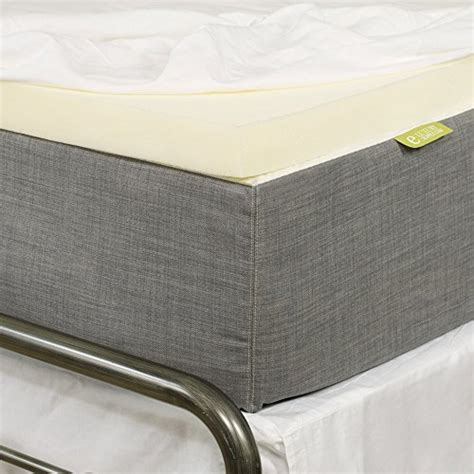 Best Bed Sheets For Memory Foam Mattress by Exceptionalsheets Memory Foam Mattress Topper 2 Inches