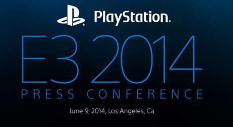 Calendrier 2018 Ets E3 2014 Date Et Heure De La Conf 233 Rence De Sony Jvfrance