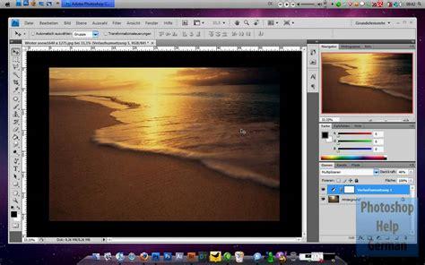 tutorial on adobe photoshop cs4 adobe photoshop cs4 tutorial sonnenuntergangseffekt