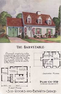 1950s home floor plans mid century cape cod style nationwide house plan service 1950s home design small houses