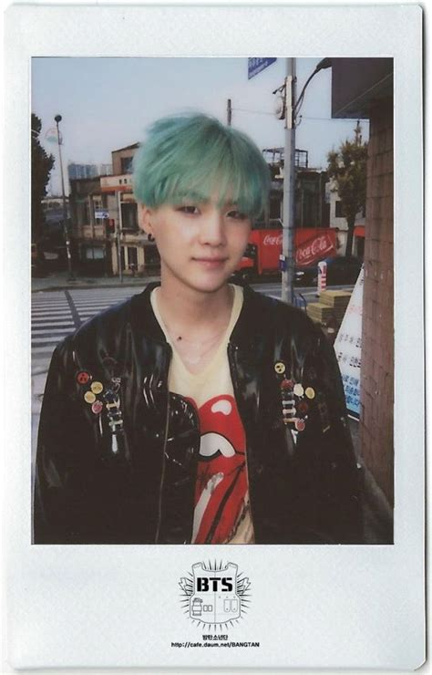 Polaroid Bts Version 2 Polaroid Only 68 best images about suga on happy birthday kpop and k pop