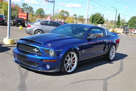 2008 ford mustang gt500kr 2008 ford shelby mustang for sale 1692666 hemmings