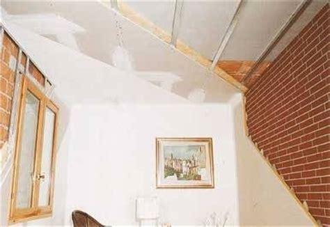 controsoffitto isolante termico utilizzare il cartongesso come isolante termico