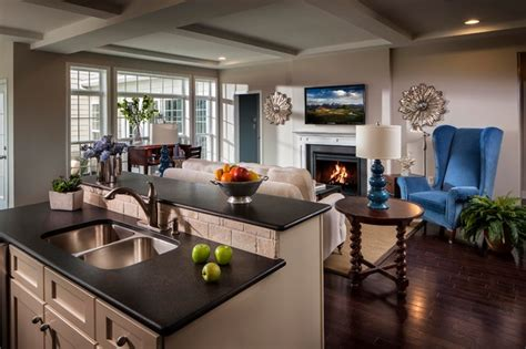 kitchen model and its color palette home and cabinet reviews walden model home traditional kitchen other metro