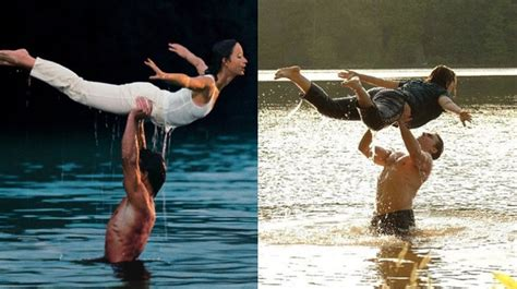 where was dirty dancing filmed remake of the year the first pictures from the filming of