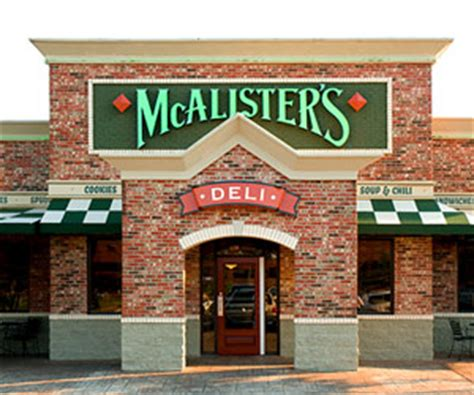 Mcalister Detox by The Soon To Be Groom Mcalister S Deli