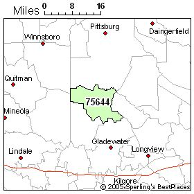 gilmer texas map best place to live in gilmer zip 75644 texas