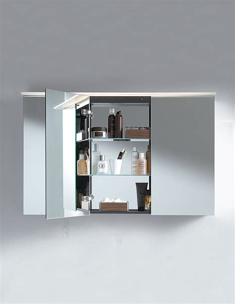 duravit ketho 1200mm 3 door mirror cabinet kt753301818 duravit delos 1200mm mirror cabinet