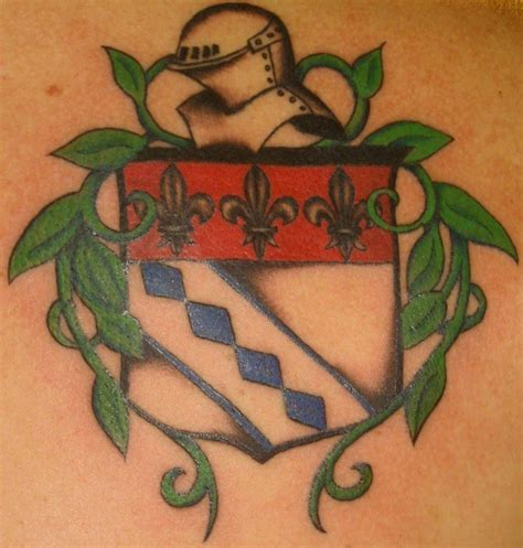 fleur de lis detailed tattooimages biz fleur de lis on heraldic shield tattooimages biz
