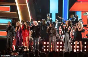 Grammy Fever Hits by Bee Gees Barry Gibb Receives A Grammy Tribute Daily