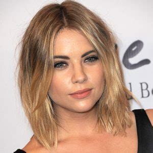 blonde bob centre parting 30 gorgeous short haircuts for round faces