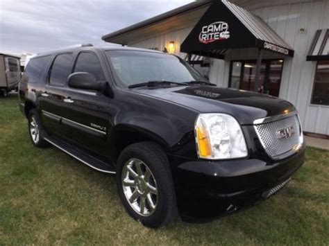 how petrol cars work 2007 gmc yukon xl 2500 free book repair manuals sell used 2007 gmc yukon xl denali awd in springfield missouri united states