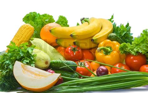 vegetables pictures vegetables and fruits stock photo colourbox