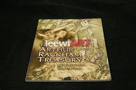 the arthur rackham treasury the arthur rackham treasury 86 full color illustrations 活动 乐艺leewiart cg精英艺术社区 汇聚优秀cg艺术作品