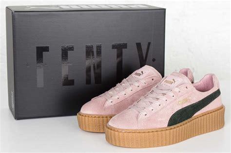 Sepatu Rihanna Rihana X By Creeper Creepers Fenty Maroon fenty by rihanna x creeper aw15 colourways