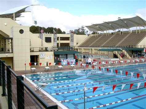 Mba Aquatic Center by Stanford S Sports Complex Stanford