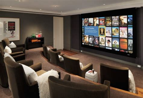 20 marvelous home cinema designs that will you