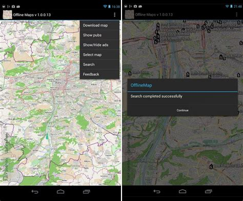 android maps offline offline maps app android